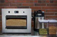 Home Beer-Brewing Machines