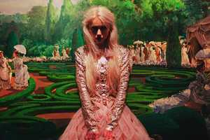 The Editorial 'She Writes Sins' is Alice in Wonderland-Inspired