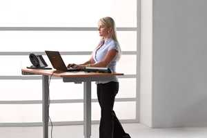 The Lifespan Treadmill Desk is a Take-Home Office