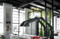 11 Contemporary Kitchen Hoods