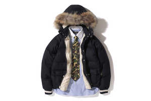 The Mr. Bathing Ape 2013 Fall/Winter Collection is Style Defined