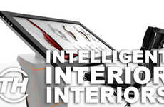 Intelligent Interior Decor - New Technology Takes Modern Home Decor to the Next Level