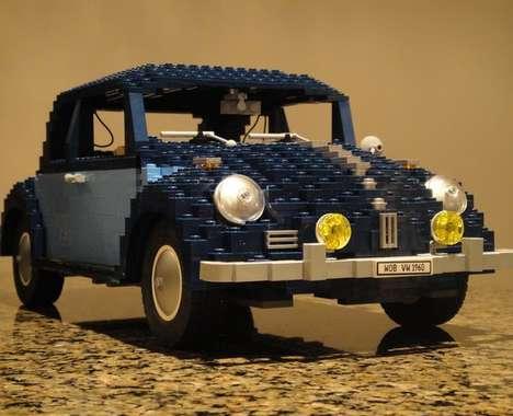 LEGO Volkswagen Beetles