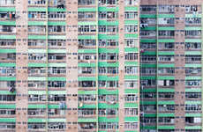 Overpopulated Concrete Apartment Photos