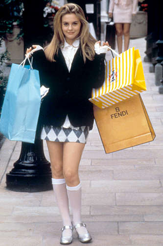90s Teen Queen Costumes - The Clueless-Inspired School Girl Halloween Costume Has Cher's Appro