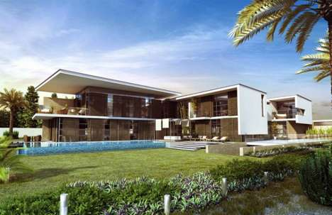 Luxe Fashion House Villas - House Fendi is Developing Fashion-Styled Villas in Dubai