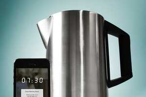 The iKettle is the World's First Wi-Fi Enabled Kettle