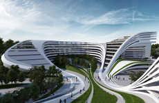 70 Curvy Architectural Structures