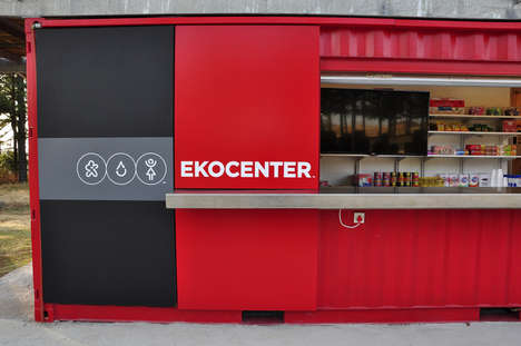 Water Purifying Kiosks - Coca-Cola