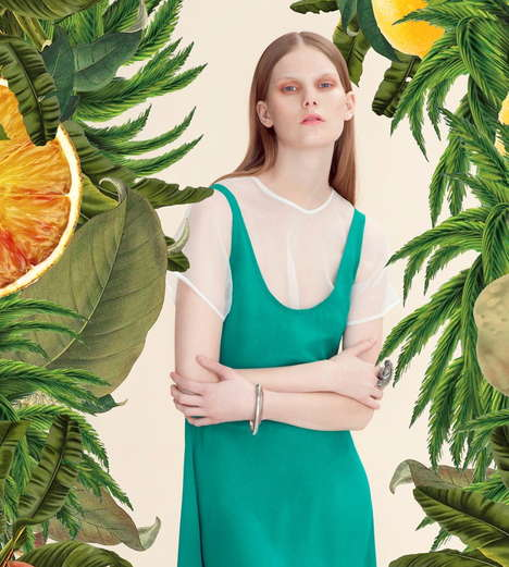 Fruit-Inspired Fashion