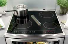 Stove Safety Devices - The SAMAG Uses a Magnetic Field to Reduce the Risk of Cooking Injuries