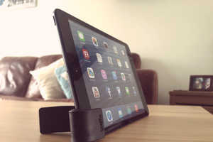 The Breffo Gumstick is a Moldable Stand for Any Handheld Device
