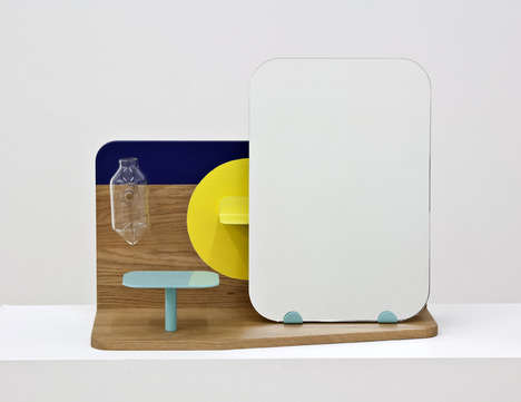 Contemporary Ritual Setups - Shrines by Dean Brown Welcome the Placement of Your Sacred Possessions