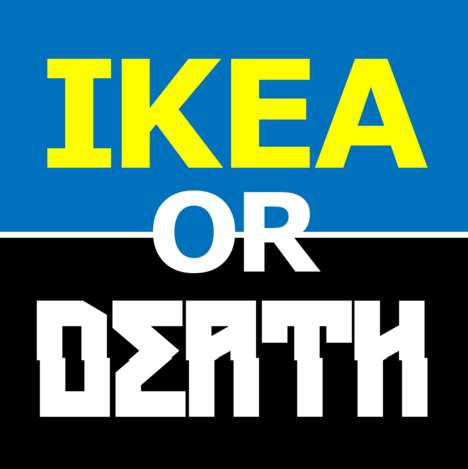 Rocker Furniture Quizzes - IKEA or Death Tests Pits Desks Against Death Metal Bands
