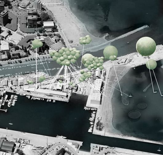 Ballooning Eco Architecture