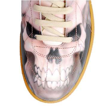 Spooky Shoe Designs