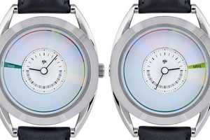 The 'Average Days' Watch Shows the Standard, Worldly Person's Activity