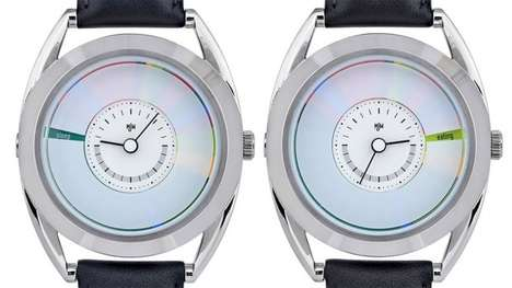 Activity-Revealing Watches - The