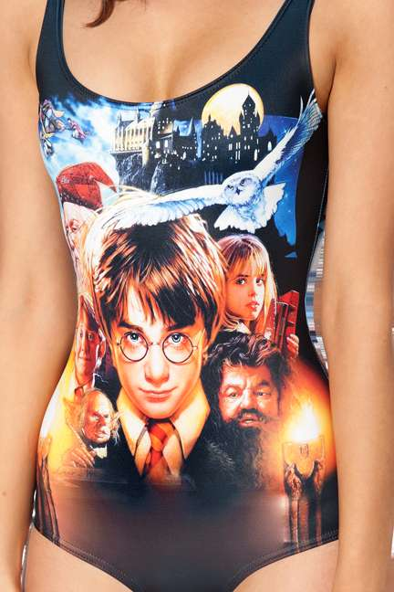 harry potter one-piece