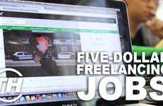 Five Dollar Freelancing Jobs