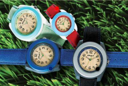 Eco-Friendly Timepieces