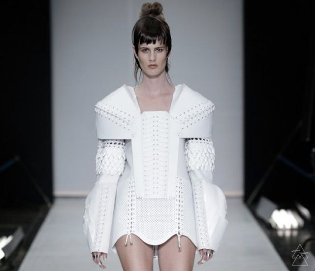 Structured Cyborg Couture