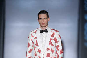 Ths Miguel Vieira Spring/Summer 2014 Collection is Debonaire