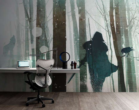 Show time Wall Murals by PIXERS