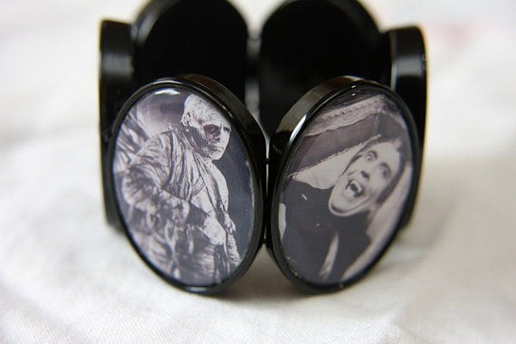 Classic Movie Monster Jewelry