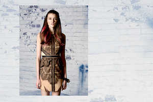 Three Floor Fall's 2013 Collection Showcases Feminine Fashions