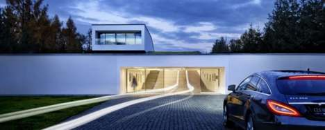 Majestic Driveway Homes - KWK Promes Has Transformed This Driveway Into Art