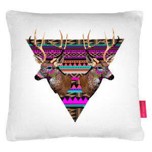 Ohh Deer Keeper Cushion