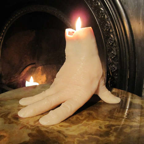 Bizarre Candle Designs
