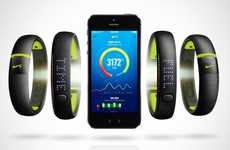 Updated Fitness Interface Apps - The Nike Fuelband SE Aims to Help You Hit Workout Goals Faster