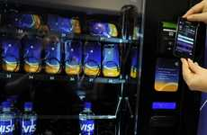 Facial Recognition Snack Machines - This Facial Recognition Vending Machine Personalizes Purchases