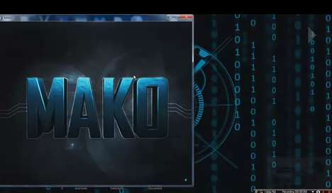Realistically Responsive Software - MAKO Obeys Voice Commands Like 'Read' or 'Writ