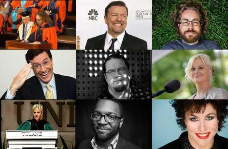23 Comical Comedian Talks - From Disbanding Cultural Stereotypes to Failure and Reinvention
