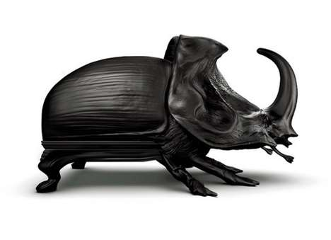 Rhinoceros Beetle Chair