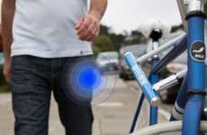 Bluetooth-Powered Bike Locks