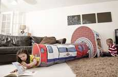 Subway Play Tents - This London Underground Tent Toy For Kids' First Stop is Imagination Station