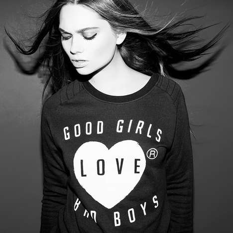 Bad Boy Crush Sweaters - The
