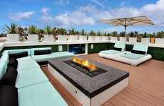 Balmy Beach-Inspired Homes