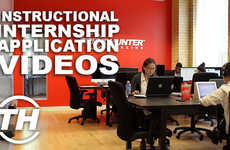 Instructional Internship Application Videos - Find Out How to Prepare for Your Job at Trend Hunter
