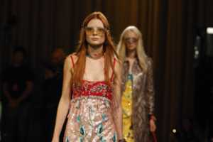 Miu Miu's Hippie-Inspired Collection is an Update on Flower Child Fashion