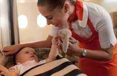 In-Flight Childcare Services