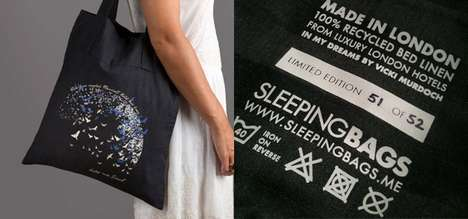 Marriott Bed Linen Tote