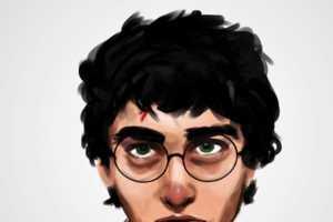 Jubilantics Draws Mugshots of Characters from Banned Book Titles