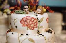 Insect-Inspired Weddings - This Unusual Wedding Theme is Crawling with Bugs
