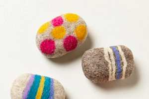 These Felted Soap Bars are Made to Last Longer Than Regular Bars