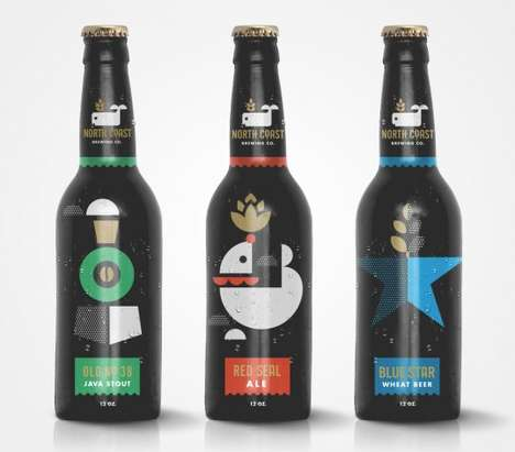 Northcoast Beer Packaging